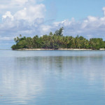 Private Island in Micronesia